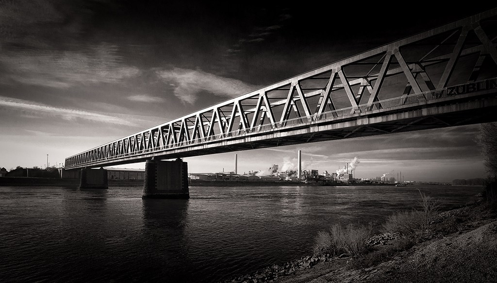 Stahlbrücke