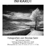 Besuch der Fotoausstellung Landschaften Infrarot in Frankfurt