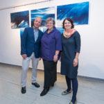 """Besuch der Ausstellungseröffnung """"Momentaufnahmen"""" in Alzey"""