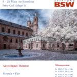 Fotoausstellung der BSW-Fotogruppe vom 09. bis 25. März