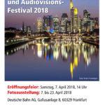 Bundesfotoschau 2018 in Frankfurt vom 07. bis 23. April
