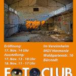 Besuch der Jahresausstellung des Fotoclub Bürstadt