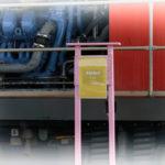 Fotoshooting beim Azubi-Bindungstag der Deutschen Bahn AG